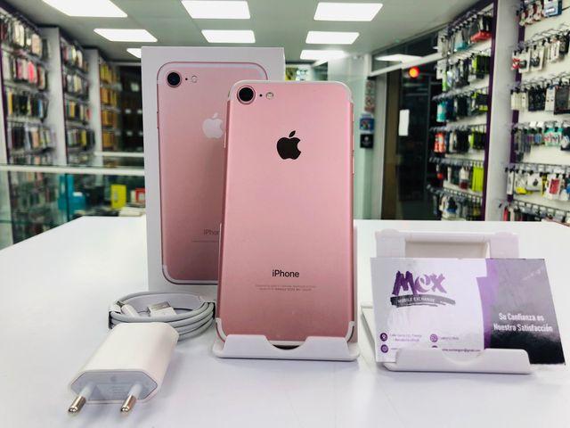 iPhone 7 128GB libre semi nuevo garantía
