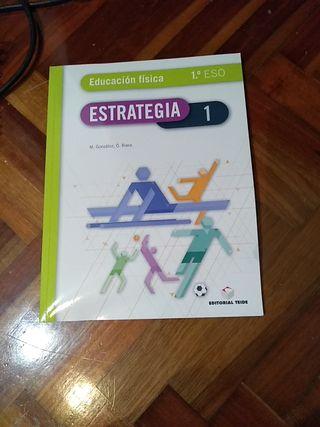 Educación física 1°Eso, estrategia