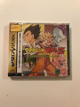 Dragon Ball Z The Legend Sega Saturn Precintado