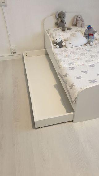 Dormitorio para bebés.