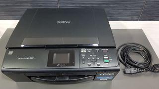 Impresora con escáner Brother DCP-J315W