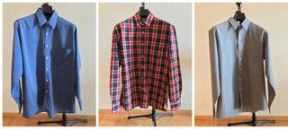 Pack de Camisas de hombre talla L