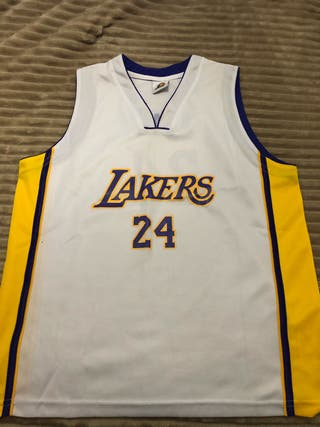 Camiseta lakers nueva