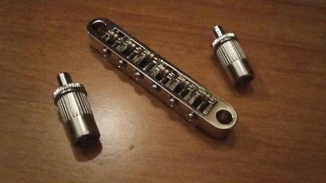 Componentes para guitarra Fender y Gibson