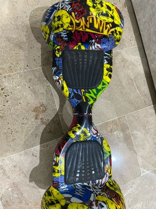 Hoverboard 4x4 +25 KM/H