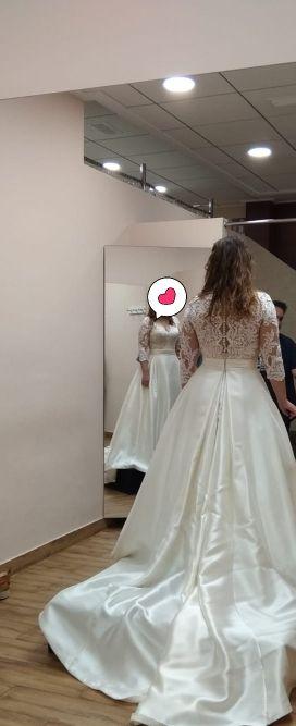 trage novia