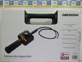 Camara de inspección
