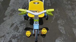 Imaginarium ,triciclo evolutivo,silla, bicicleta,