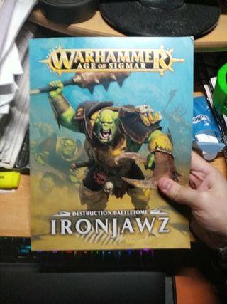 Battletome Ironjawz Warhammer Age of Sigmar