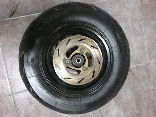ruedas scooter 120/90/10 buena estado