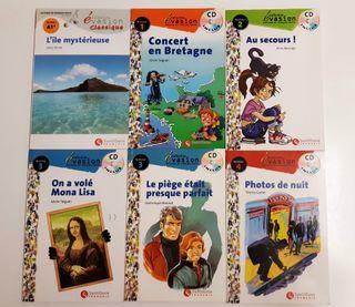 Libros FRANCÉS para Instituto
