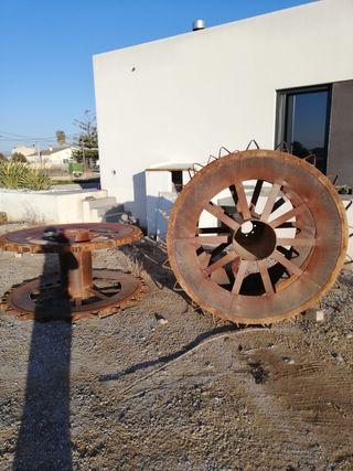 ruedas de puas