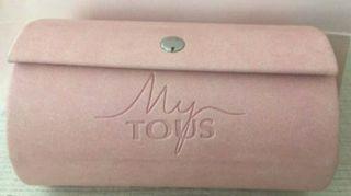 My Tous joyero más colgante de plata
