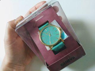 Reloj de pulsera unisex Geneva ¡NUEVO!