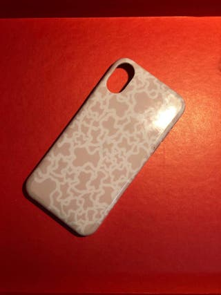 Funda iPhone X Tous