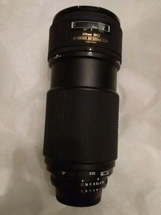 Objectivo Nikon 80-200mm f2,8G