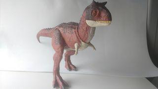 Carnotaurus Action Attack - Jurassic World Mattel
