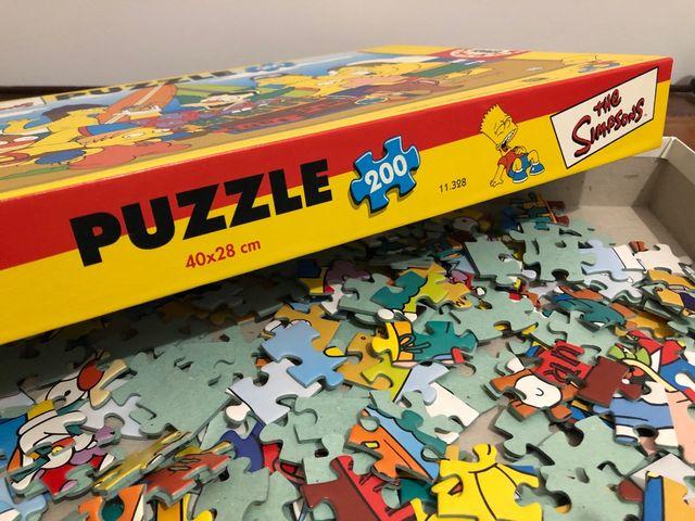 Puzzle Simpson