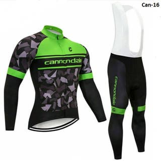 Equipación ciclismo Cannondale-16 t.S,M,L,XXL