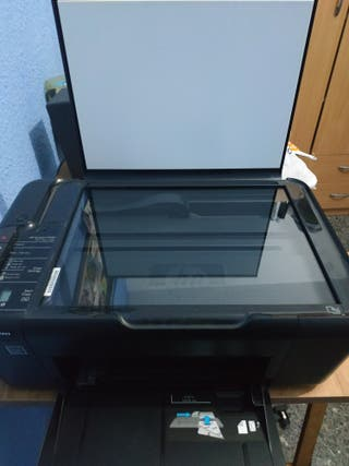 Impresora Scanner HP deskjet F4580 Wifi