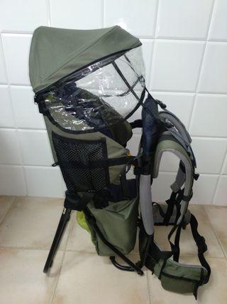 Mochila porta bebés para senderismo