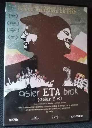 DVD película/Documental