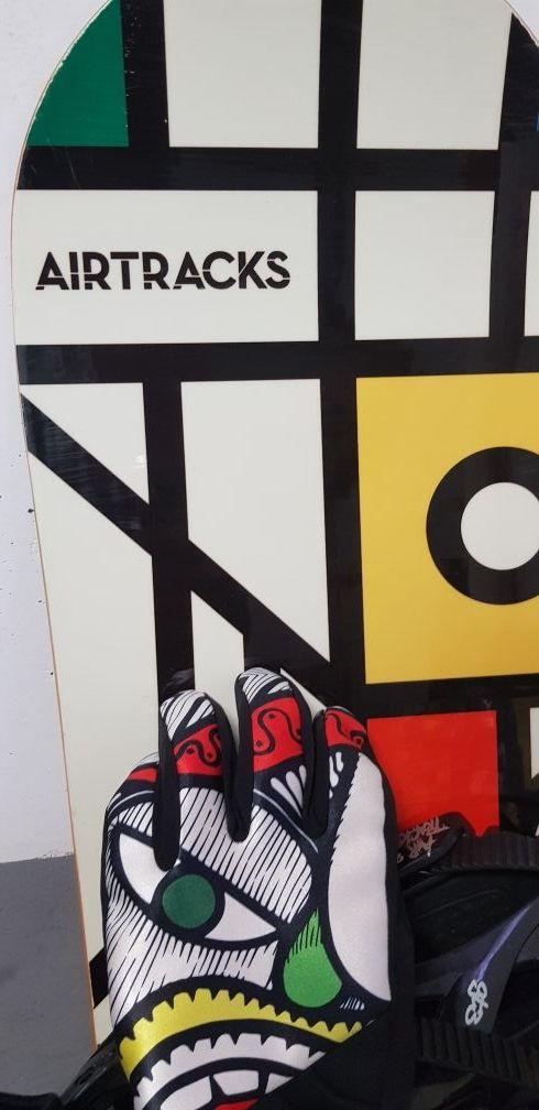 Tabla Snowboard + Regalo Guantes NUEVOS
