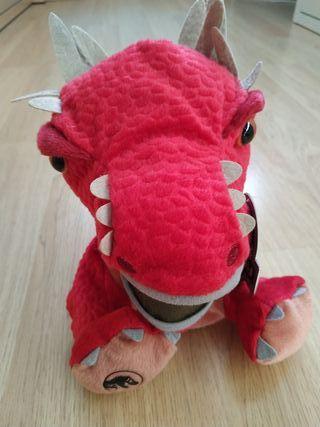 Marioneta dinosaurio Jurassic Park