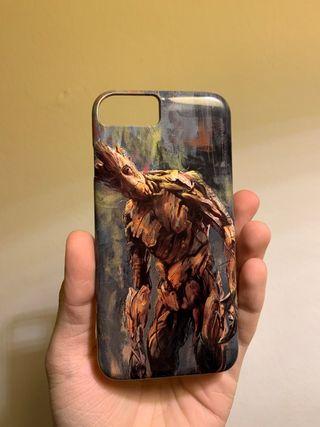 Groot funda iPhone 7 Marvel