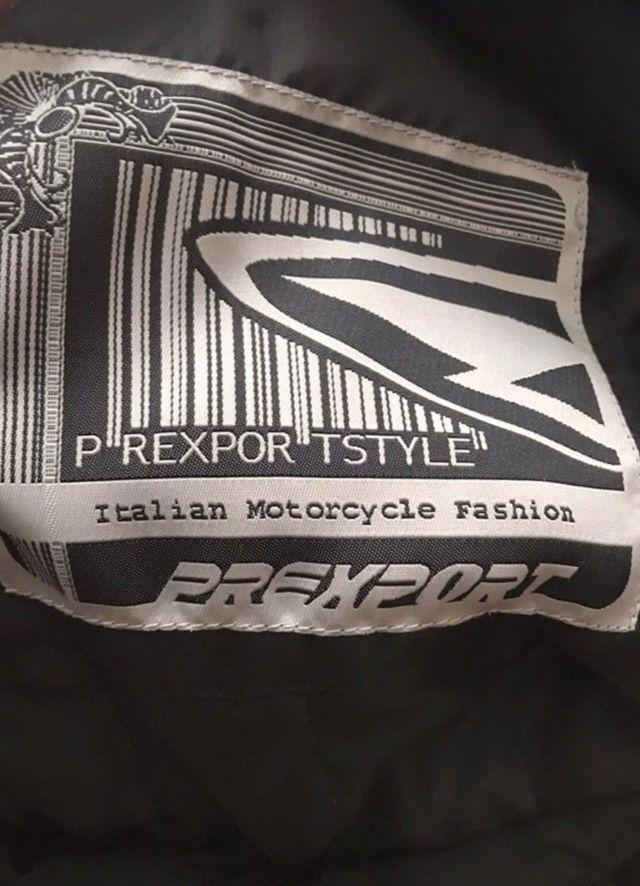 Chaqueta moto Prexport
