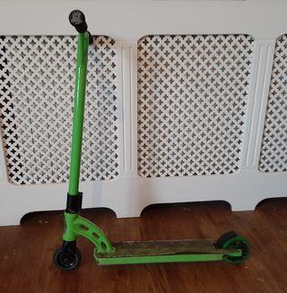 MGP PRO Stunt Scooter + X2 Extra Wheels.