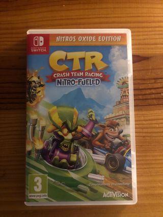 Crash team racing - Nitro Fueled/ Switch