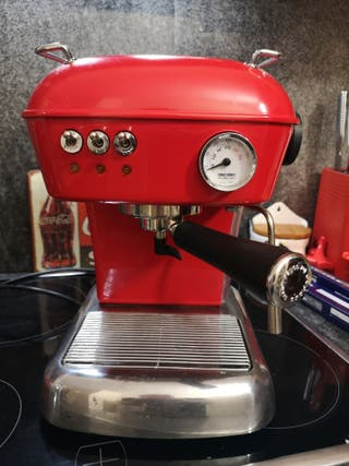 Cafetera semi profesional
