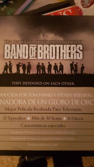 Hermanos de Sangre (DVD).