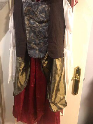 Disfraz adulto Medieval