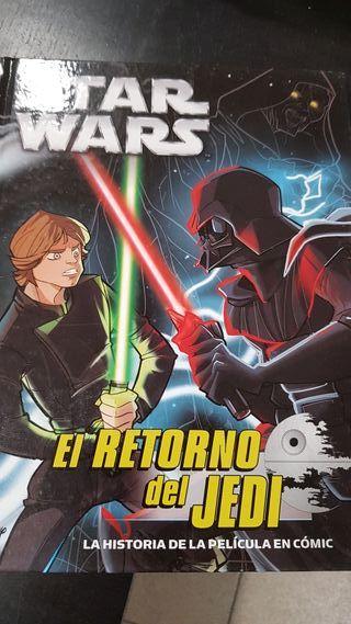 Cómic Star Wars