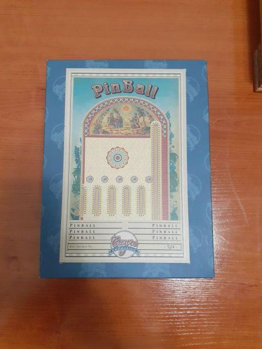 pinball antiguo de coleccion