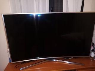 vendo televisión de plasma de 50 pulgadas curva