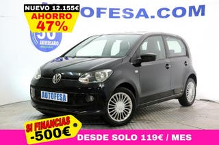 Volkswagen up! 1.0 60cv High up! 5p