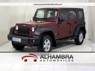 Jeep Wrangler 2.8 CRD SPORT UNLIMITED 5P