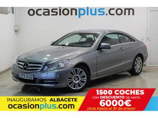 Mercedes-Benz Clase E E 220 CDI Coupe Blue Efficiency Avantgarde 125 kW (170 CV)