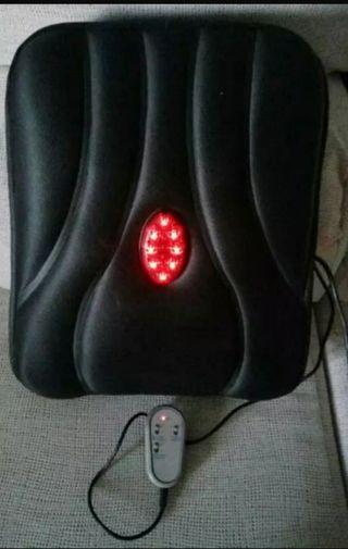Cojjín masaje con infrarrojo nuevo