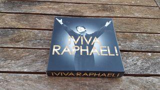 Caja Viva Raphael (3 CD + dvd)