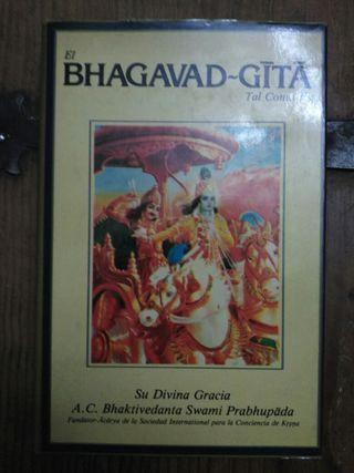 Bhagavad Gt. Tal como es
