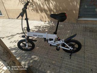 Bici Eléctrica con garantía