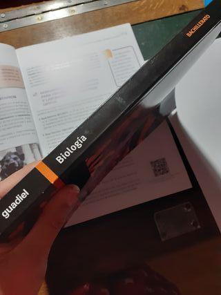 libro Biologia II bachillerato