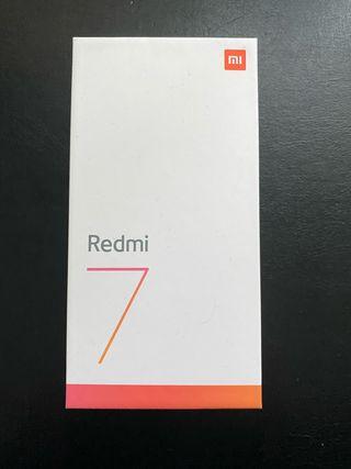 Xiaomi Redmi 7 32 gb a estrenar