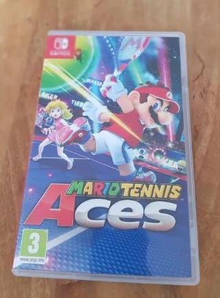 Mario Tennis Aces- Nintendo switch