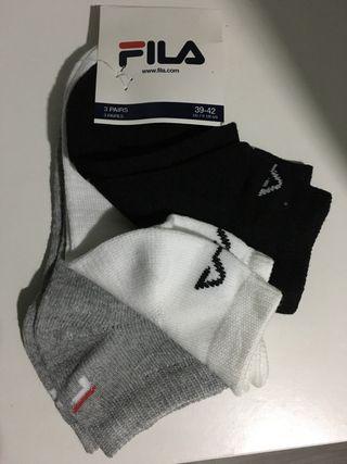 Pack calcetines Fila