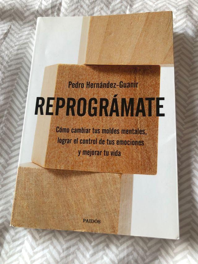 Libro Reprográmate